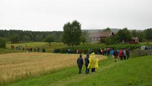 Mot Maridalen Bygdetun Foto: Tor Øystein Olsen