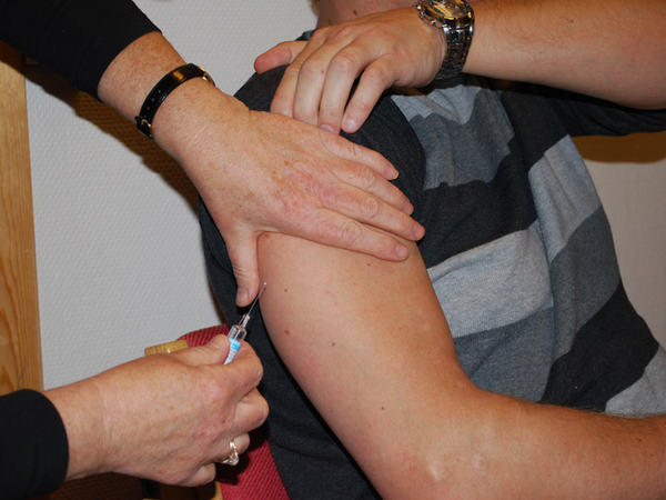 Helsestasjonen vaksine