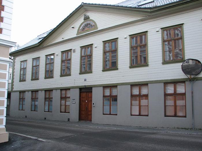 Hammergården i Strandgata