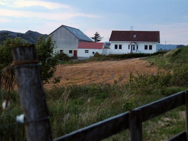 Landbruk på Eigerøy