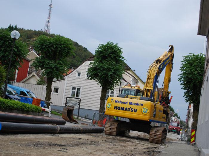 Miljøavdelingen i Strandgata