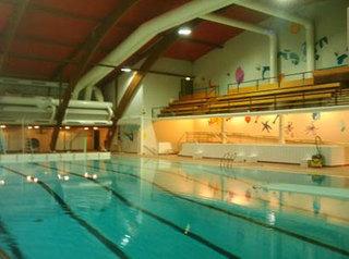 Svømmeanlegget i Egersundshallen
