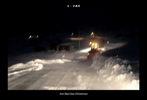 Vær - Ann Mari Aae Christensen