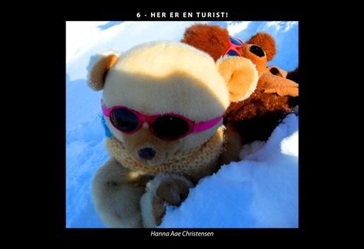 Her er en turist! - Hanna Aae Christensen