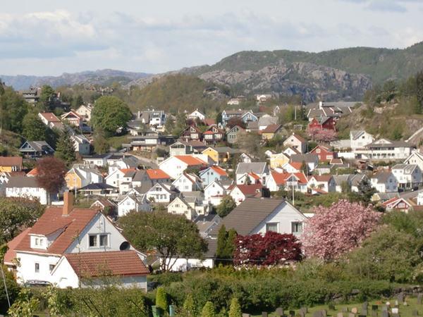 Hus i Eigersund
