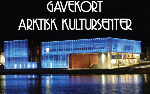 Gavekort for Arktisk Kultusenter