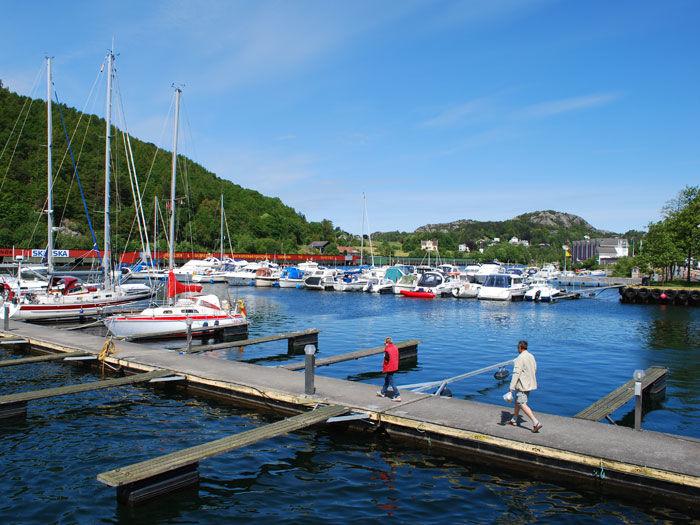 Egersund gjestehavn