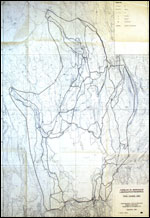 Turvegkart Maridalen 1992