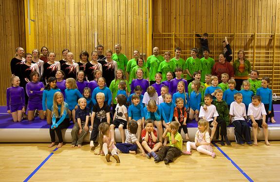 Turnavslutning våren 2010