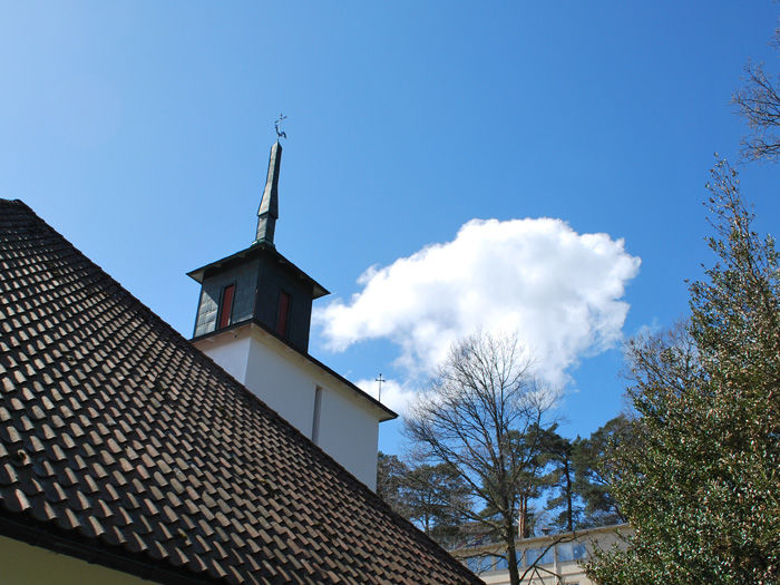 Bakkebø kirke - kirkespir