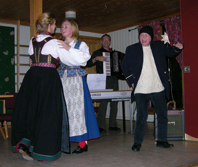 "Prøysenkonsert med ""Livets Landevei"" Foto: Tor Øystein Olsen"