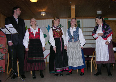 "Prøysenkonsert med ""Livets Landevei"". Foto: Tor Øystein Olsen"