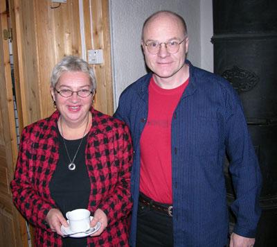 Årsmøte i Maridalens Venner. Foto: Geir Erik Berge