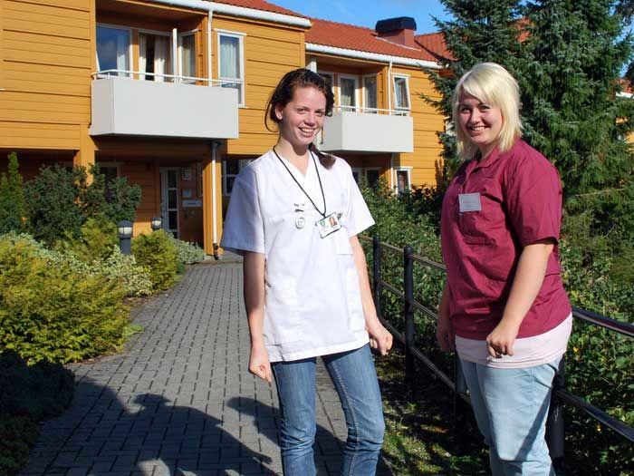 Lærlinger ved Kjerjaneset september 2010
