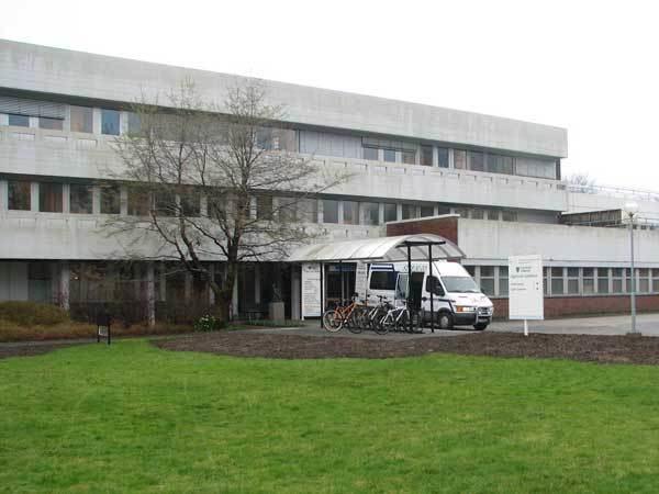 Sykehuset