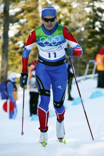 OLGA ROTCHEVA. Foto: KJELL-ERIK KRISTIANSEN