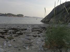 Strand i nordre sund