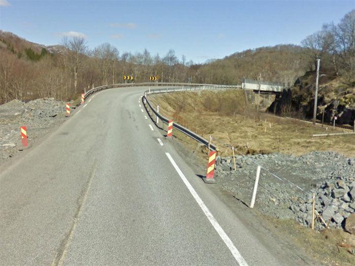 Bro på Helleland