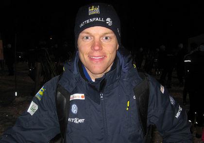 ANDERS BYSTRÖM beklagar att han inte haft tillräckligt kontakt med Emil Johansson. Foto: KJELL-ERIK KRISTIANSEN