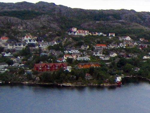 Fiskarvik på Eigerøy