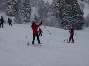 Mydland vinterferien 2011. Foto: Dalane Friluftsråd
