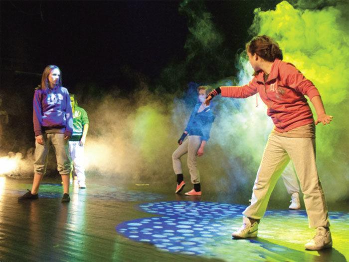 Dans på Eigersund kulturskole