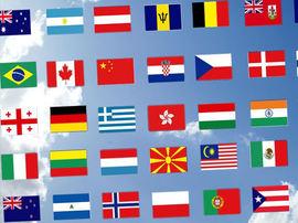 internasjonale-flagg