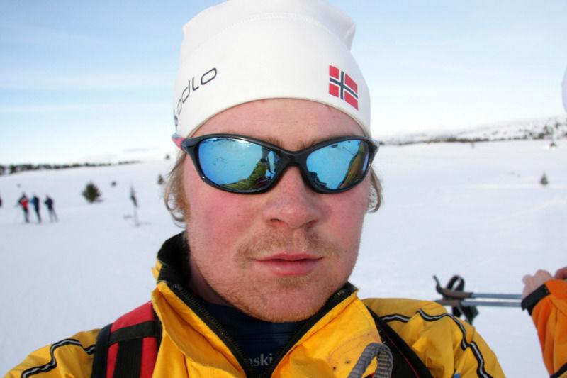 På skidtur i norska fjällen