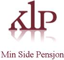 KLP Min Side Pensjon -  Offentlig tjenestepensjonsordninger.