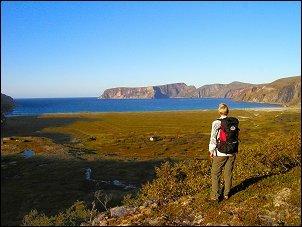 Sørsandfjord - copyright Anne Olsen-Ryum