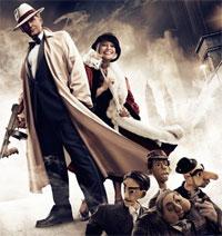 Riksteateret Dickie Dick Dickens plakat