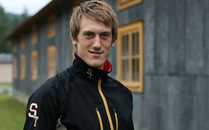Johan Edin, Kovlands IF och Team New Sweden. Foto: Per Frost