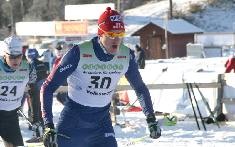 Johan Edin Foto: Per Frost