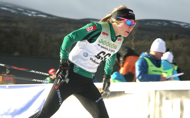 Lisa Larsen. Foto: Per Frost