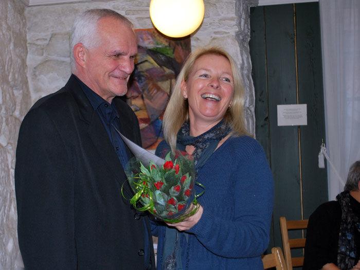 Merete Aadnøy mottar kulturstipendet for 2011