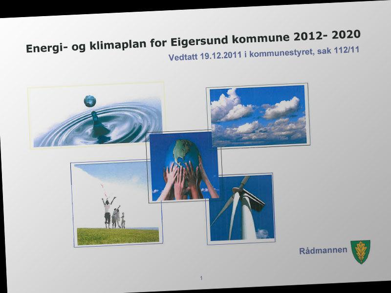 Energi- og klimaplan 2012 - 2020