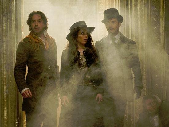 Sherlock Holmes på Egersund kino