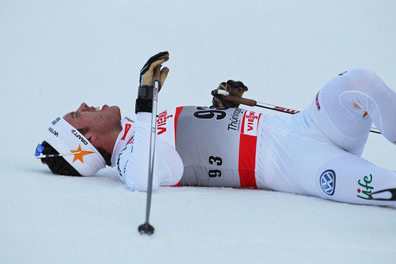Om några år kan Marcus Hellner var med och kämpa om segern i ett Tour de Norden. FOTO: NordicFocus.