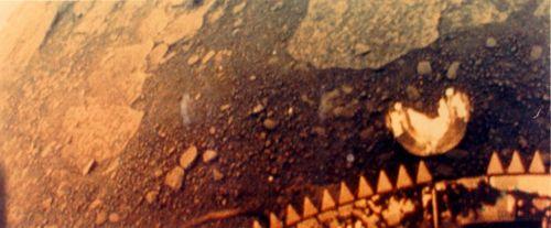 Bilde fra overflaten