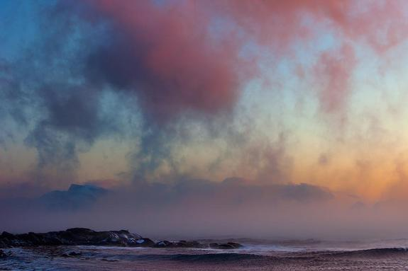 Kuldeperiode på Sørøya - copyright Anne Olsen-Ryum