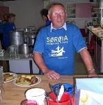 Ulf Kranes kjøttkaker var populære, ingress