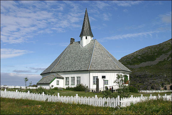 Hasvik kirke 50 år 17. juli 2005