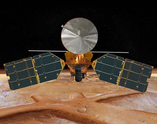 MRO Mars
