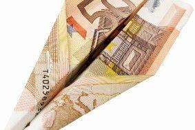 Papirfly av penger