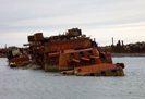 Vraket Murmansk juni 2011 - copyright Anne Olsen-Ryum