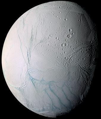 Ferske tigerstriper på Enceladus