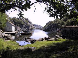 Auglend og Vandringshavn