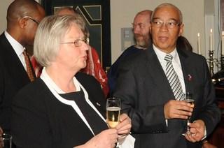 Sigrid og ambassadør (2)