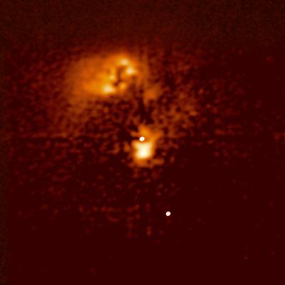 Kvasar mørk materie