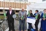 Kulturprisen 2012 gikk til FK Sørøy Glimt - foto: Keth Olsen
